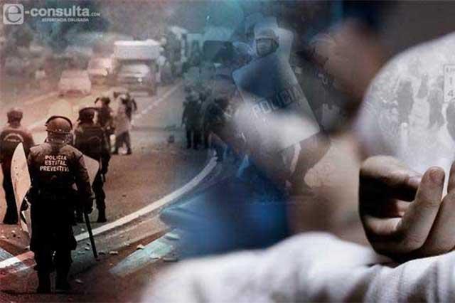 Impunes, autores intelectuales de represión en Chalchihuapan: PRD