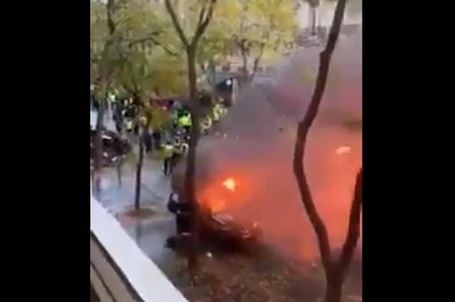 Chalecos Amarillos provocan disturbios en varias ciudades de Francia