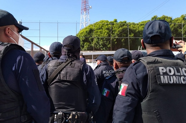 Por caducar 30% de chalecos antibalas de policías en Tehuacán