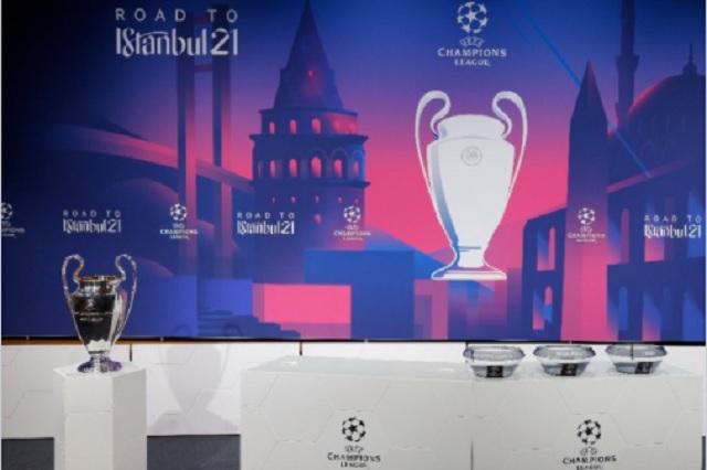UEFA Champions League: Definen los cruces para cuartos de final
