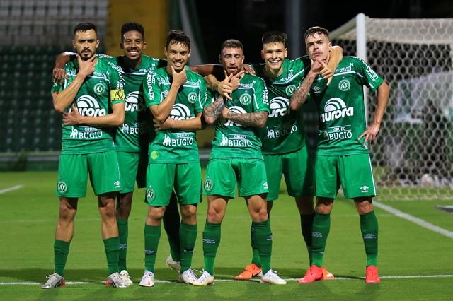 ¡Chapecoense está de vuelta!: regresan a primera división