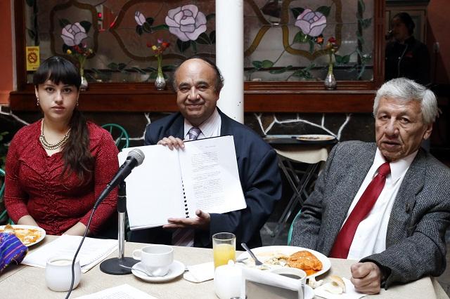 Aseguran abogados que Gali es investigado por el MP federal
