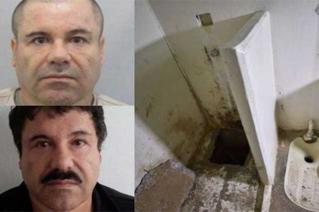 Podrían exonerar a 11 policías vinculados a la fuga de El Chapo