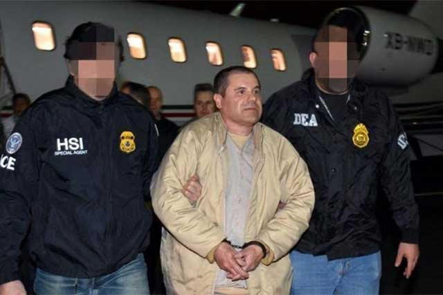 El Chapo deberá probar que puede pagar un abogado con dinero limpio