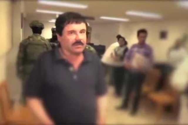 El Chapo Guzmán quiere entrevistarse con Osorio Chong