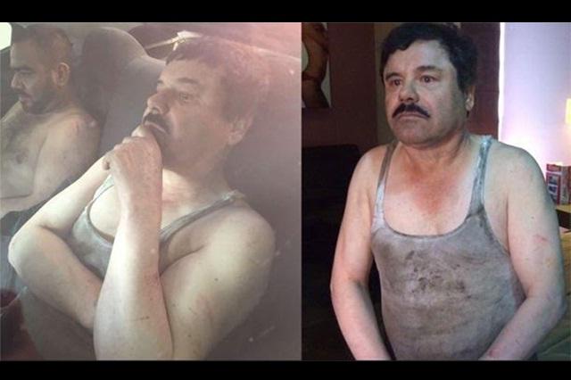 El Chapo estuvo prófugo 182 días y 9 mil policías iban tras él