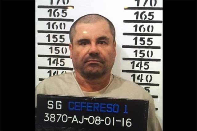 El Chapo Guzmán tiene corrido sobre su recaptura