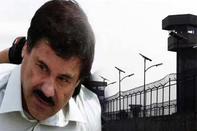 Acepta Osorio que sería imperdonable que El Chapo se volviera a fugar