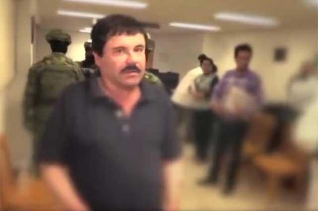 El Chapo se siente mal del cerebro y asegura que para diciembre estará peor