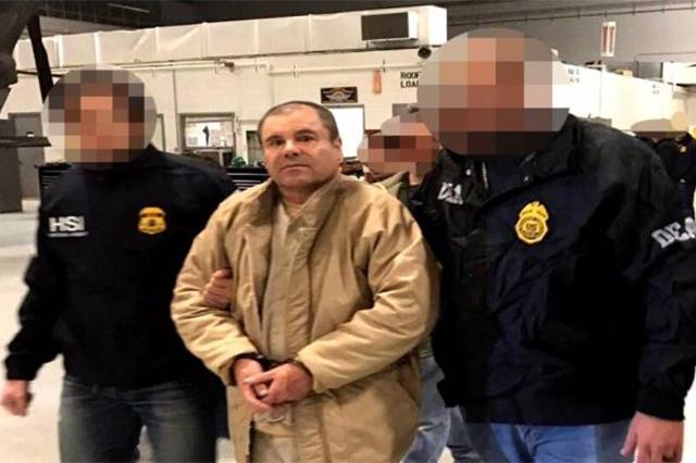 El Chapo denuncia que lo enferma el aislamiento al que lo someten en la cárcel