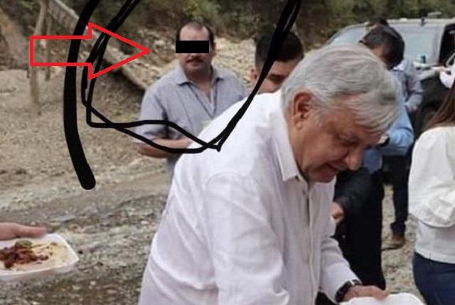 ¿Hermano del Chapo Guzmán aparece en foto con AMLO en Sinaloa?