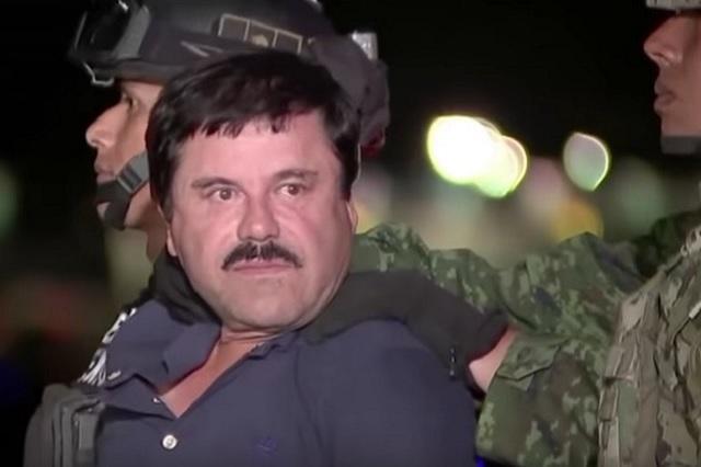 Sistema de justicia de EU, igual al de países corruptos, dice El Chapo