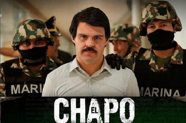 Serie El Chapo muestra su encuentro con Kate del Castillo, su fuga y captura
