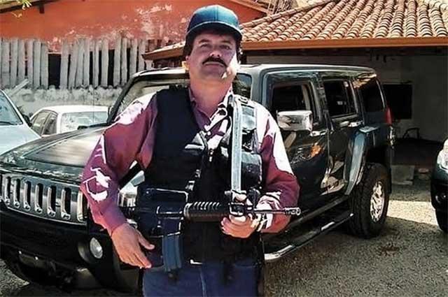 Capturan a Pancho Chimal, jefe de sicarios del hijo de El Chapo