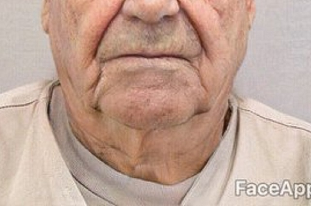 Ponen foto del Chapo Guzmán en FaceApp y así luciría en 20 años