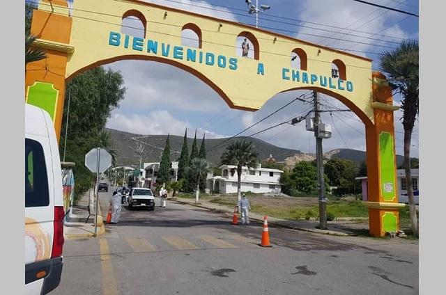 En Chapulco multarán con 6 mil pesos a quien no utilice cubrebocas