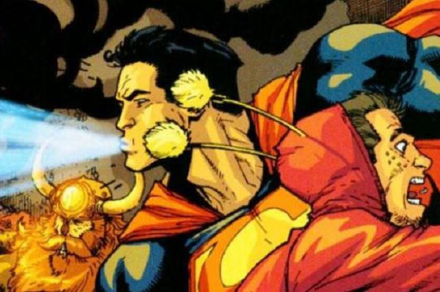 ¿Qué hacía el Chapulín Colorado junto a Superman en un comic?