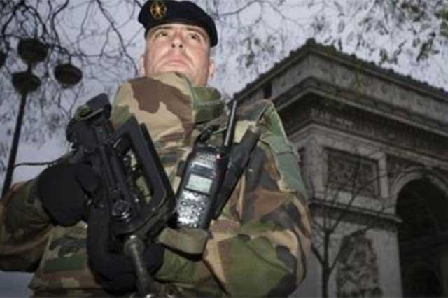 Entre violencia y elecciones, 2016 será año de fuego para Francia