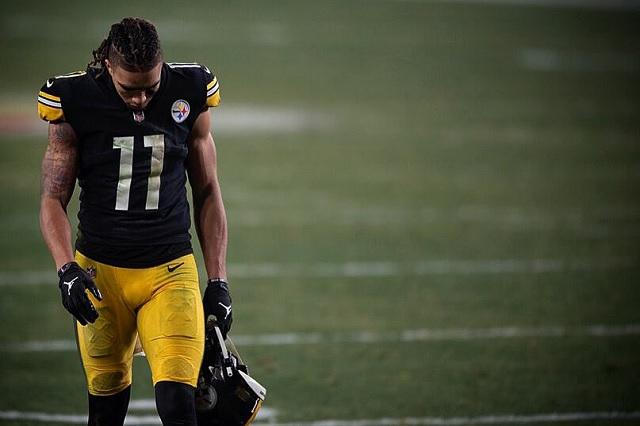 Chase Claypool, receptor de Steelers, protagoniza pelea callejera: Video