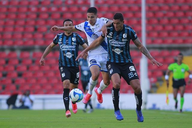 Salvador Reyes con ganas de llegar a la final con el Puebla