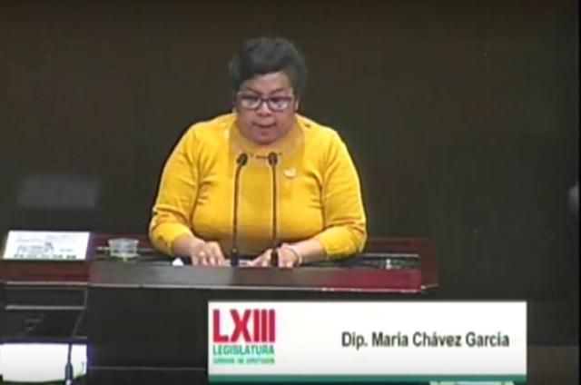 Conacyt dice que no contrató a María Chávez García