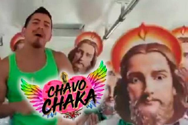 Chavo Chaka panista lanza video y le responde a la Niña Bien