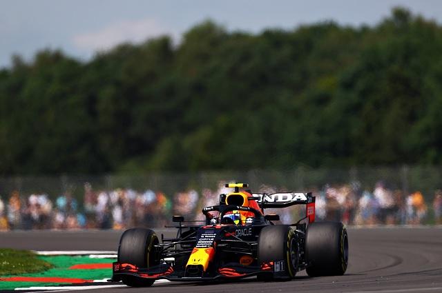 Checo saldrá quinto en la primera carrera sprint de la F1