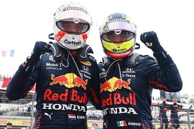 F1: Checo Pérez se sube al podio en el Gran Premio de Francia