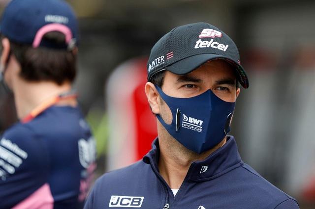 Sergio Pérez, con posibilidad de NO correr un año en Fórmula 1