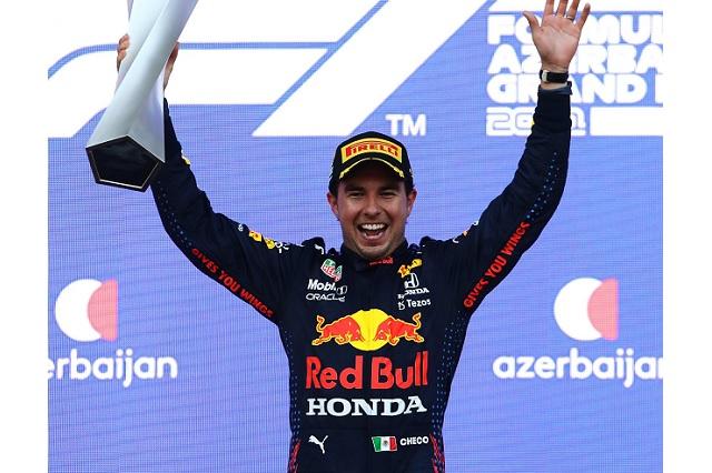 Checo se convirtió en el mexicano más exitoso en la historia de la F1