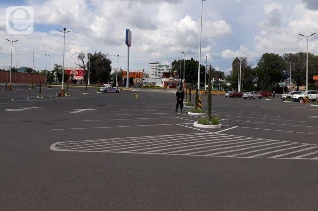 Super en Atlixco contrata vigilancia por robo de autos