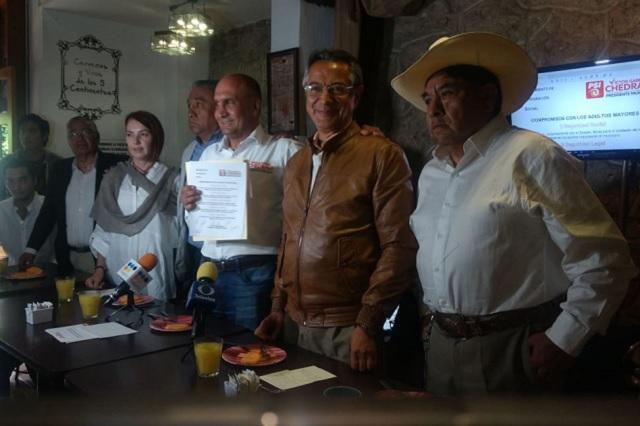 No descarta Chedraui violencia en la jornada electoral