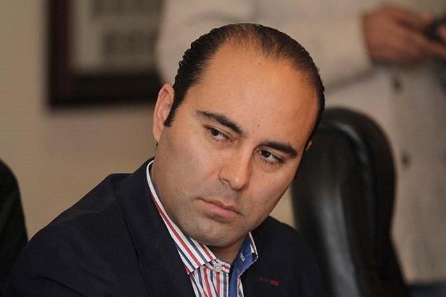 Si sube presupuesto no habrá cochinito legislativo: Aguilar Chedraui