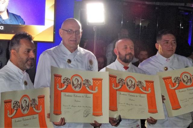 Chef Ejecutivo de Universidad Anáhuac ingresa a prestigiada academia