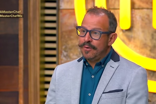 Chef Benito dice que MasterChef México lo necesita para tener más likes