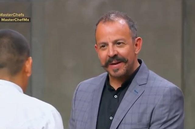 Chef Benito se siente tocado por Dios, dice un ganador de MasterChef