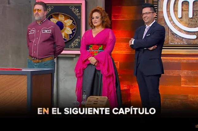 Chef Benito desaparece de MasterChef México y dicen no vuelve