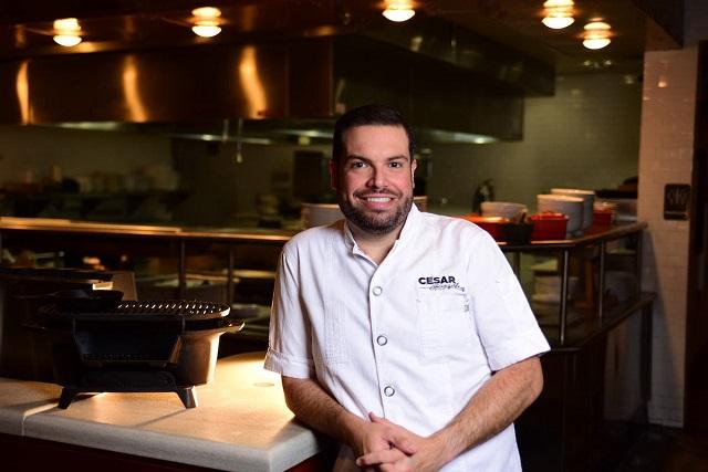 César González, el chef latino más influyente de Instagram