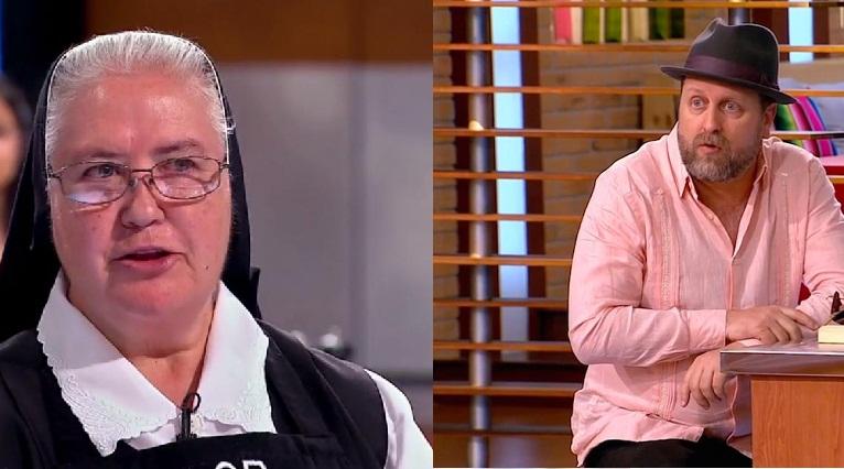 Chef Herrera se vuelve yuotuber y la Madre Flor le receta un exorcismo