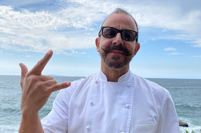 Foto Twitter Chef Benito