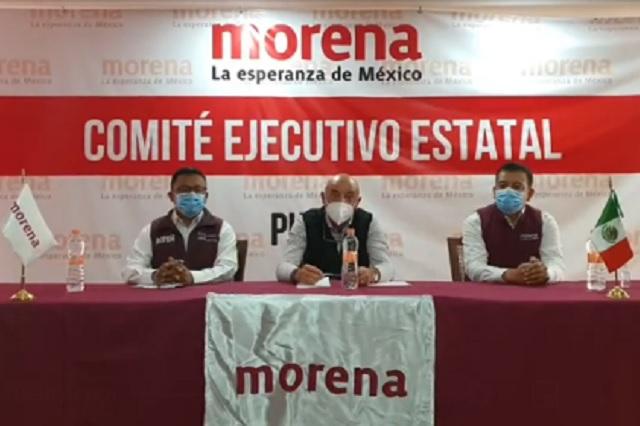 Foto: Captura de Pantalla de Facebook / Morena Puebla