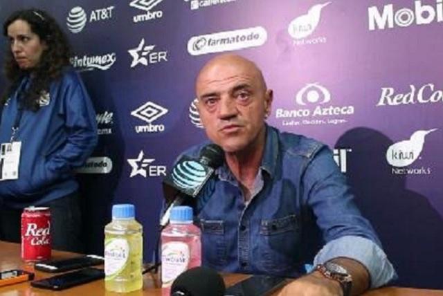 ¡Adiós Chelis! El Club Puebla de queda sin técnico