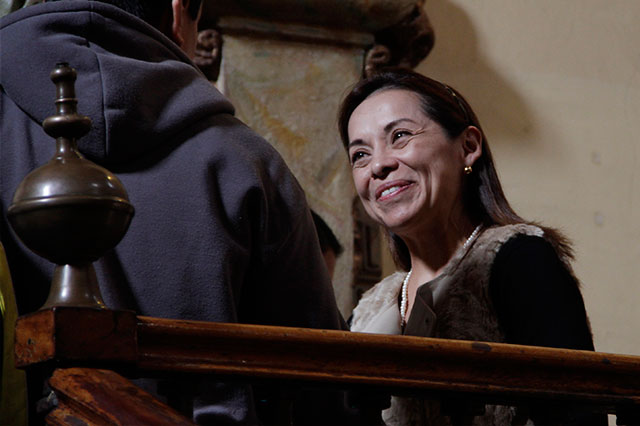 Cambios en agenda de Gali dejan fuera a Vázquez Mota