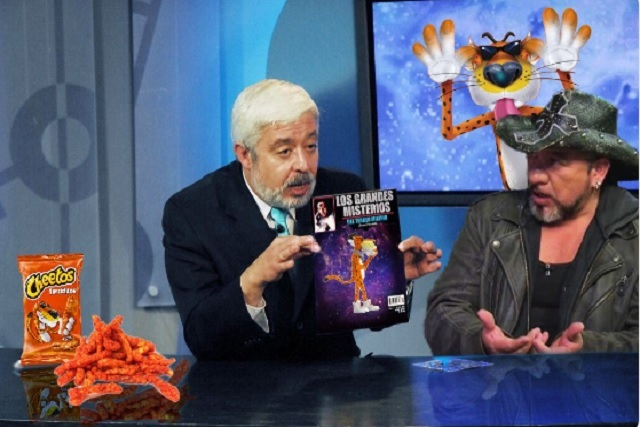 Chester Cheetos y la historia de terror que azota Twitter