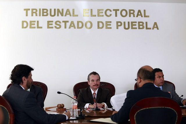 Suspende TEEP juicio de Morena de nulidad de elección de gobernador