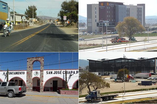 Moreno Valle dará informe en medio de las dos realidades de Chiapa