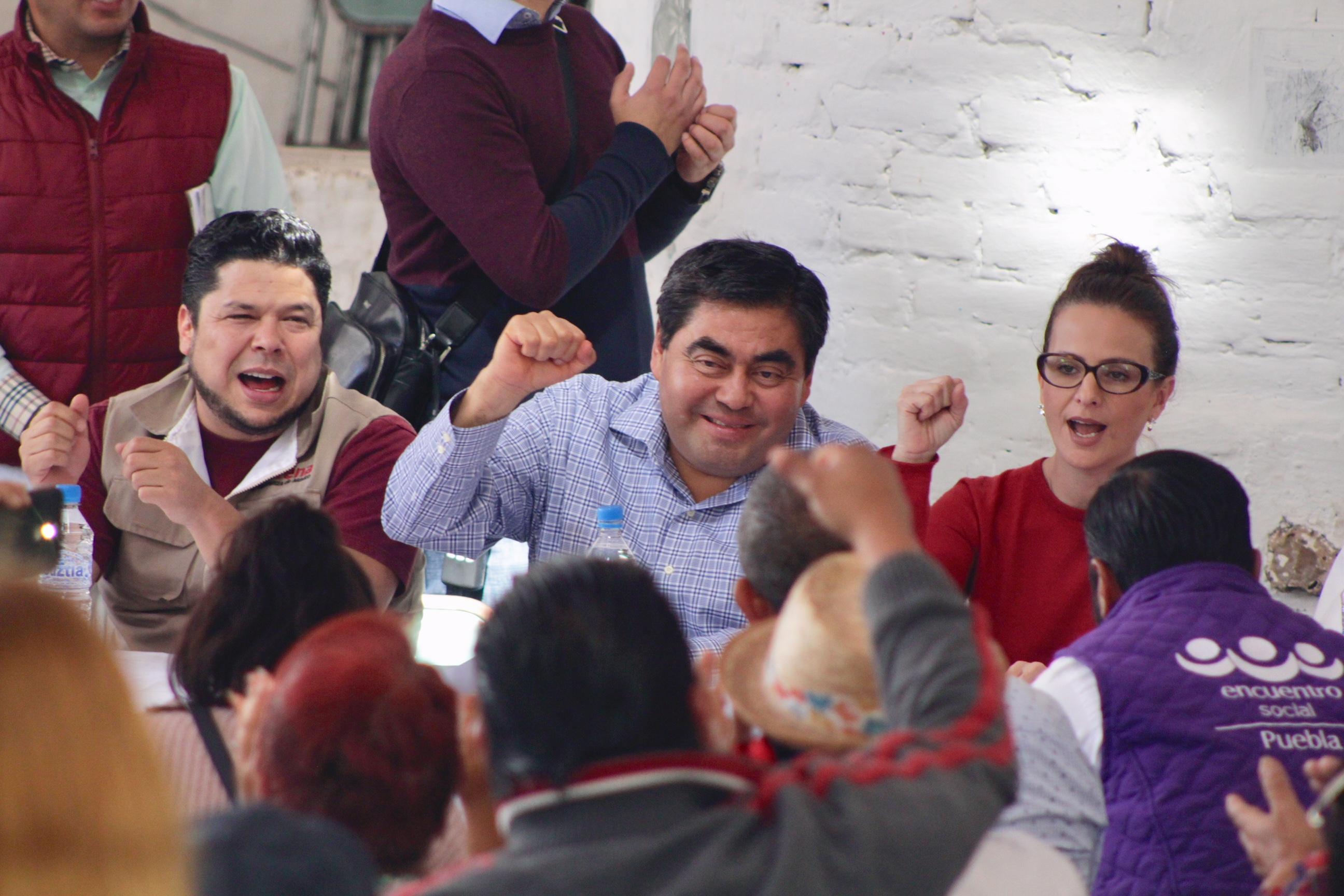 No usaremos el poder para venganzas políticas, señala Miguel Barbosa