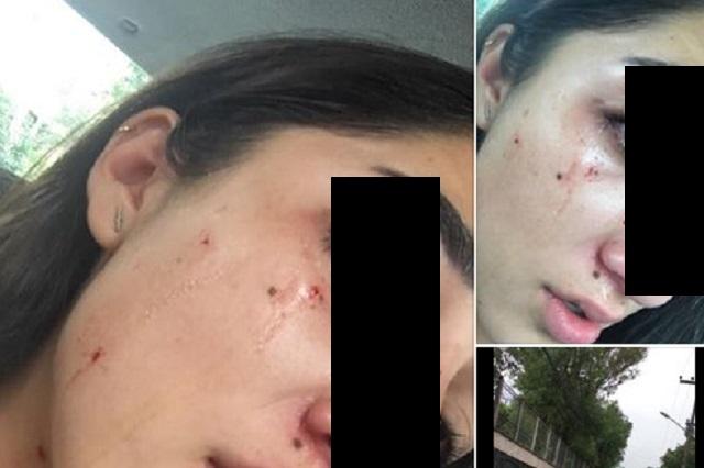 ¿Quién es la joven agredida por Lady Piñata y esto publicó?
