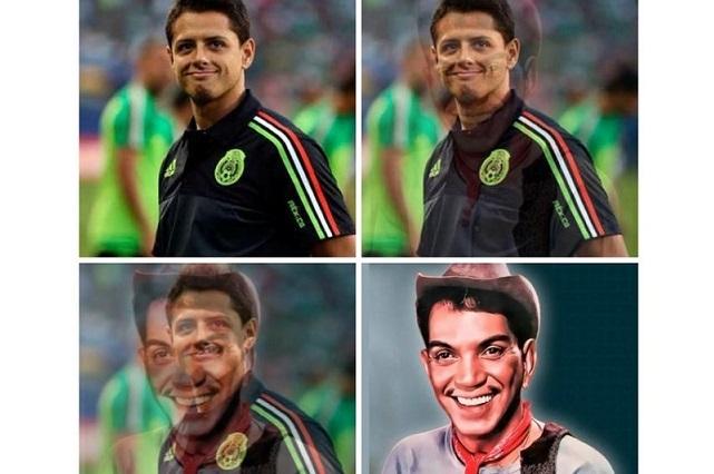 Lady Coral: Se burlan con memes del Chicharito por mensaje estilo Cantinflas