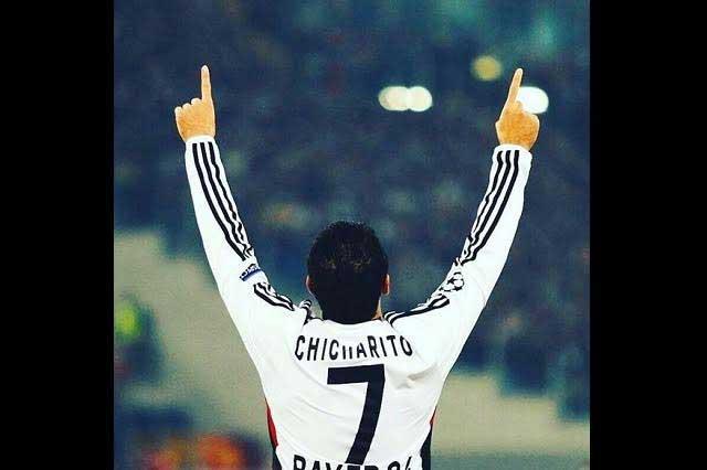 Javier Chicharito Hernández ya piensa en su regreso a Old Trafford